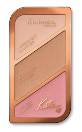 Rimmel Kate Sculpting Palette 001