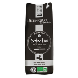Kaffe bønner hele 100% arabica Ø 250 g