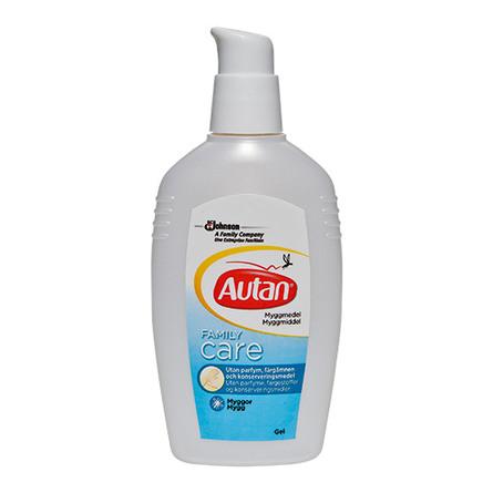 Autan Family Care Gel 100 ml