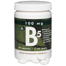 B5 100 mg 90 tab