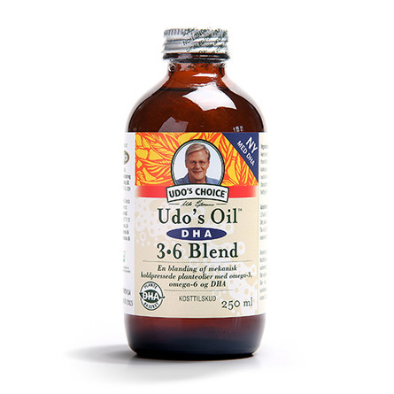 Udo's DHA Oil Blend 250 ml