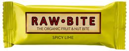 Rawbite RawBite Spicy Lime glutenfri