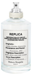 Maison Margiela Replica Lazy Sunday Mornings Eau de Toilette 100 ml