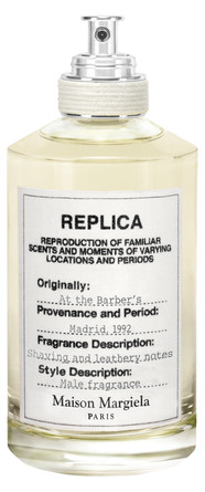 Maison Margiela Replica Barbershop Eau de Toilette 100 ml