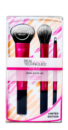 Real Techniques Cheek And Lip Set- Multilingual