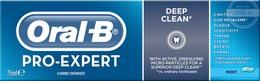 Oral-B (Braun) Oral-B tandpasta Manual ProExpert Deep Clean 75 ml