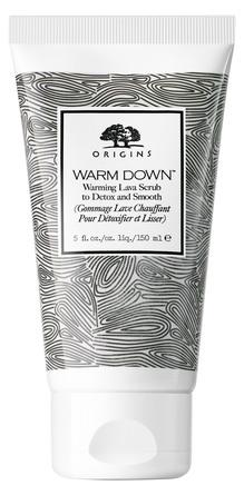 Origins Warm Down Warming Lava Scrub to Detox and Smooth 150 ml