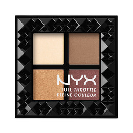 NYX PROFESSIONAL MAKEUP Full throttle shadow palet