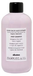 davines Your Hair Assistant Prep Shampoo 250 ml