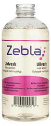 Zebla Uldvask med Lanolin uden parfume 500 ml 500 ml