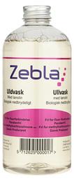 Zebla Uldvask med Lanolin uden Parfume 500 ml
