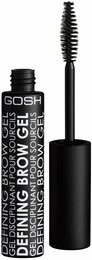 Gosh Copenhagen GOSH Defining brow Gel  8 ml- 003 Grey/ Brown