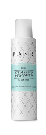 Plaisir Dual Eye Makeup Remover 125 ml