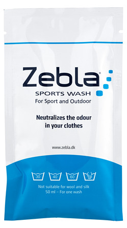 Zebla Sportsvask - rejsestr 50 ml