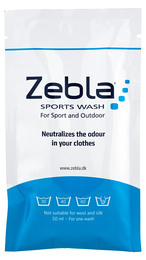 Zebla Sportsvask med Parfume Rejsepakke 50 ml