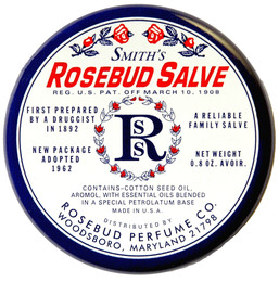 Smith's Rosebud Rosebud Salve