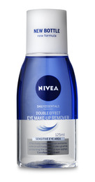Nivea Double Effect Eye Makeup Remover 125 ml