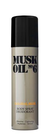 Gosh dufte Musk Oil No. 6 Deodorant Spray 150 ml