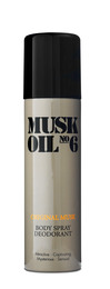 Gosh Copenhagen Musk Oil No. 6 Deodorant Spray 150 Ml