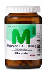 magnesium mod hård mave