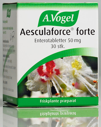 aesculaforce forte tilbud