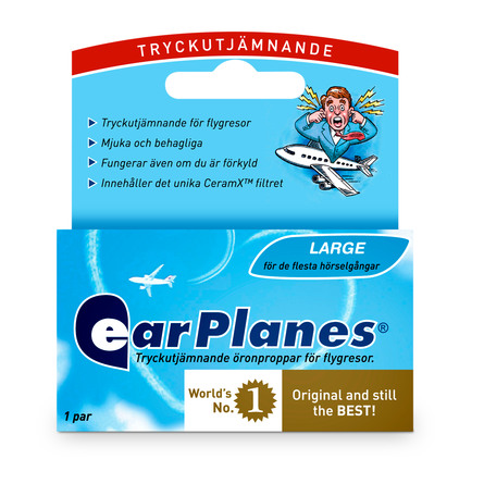 EarPlanes Til voksne