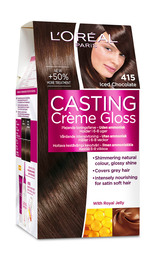 L'Oréal Casting Créme Gloss 415 Marron Glacé