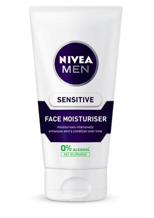 Nivea Men Sensitive Moisture Cream 75 ml