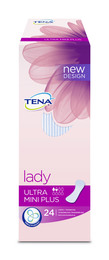 TENA Lady Ultra Mini Plus 24 stk.