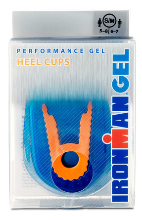 Aserve Spenco® Ironman Performance Gel hæl cup s/m