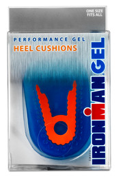Aserve Spenco® Ironman Performance Gel hæl cup m/l