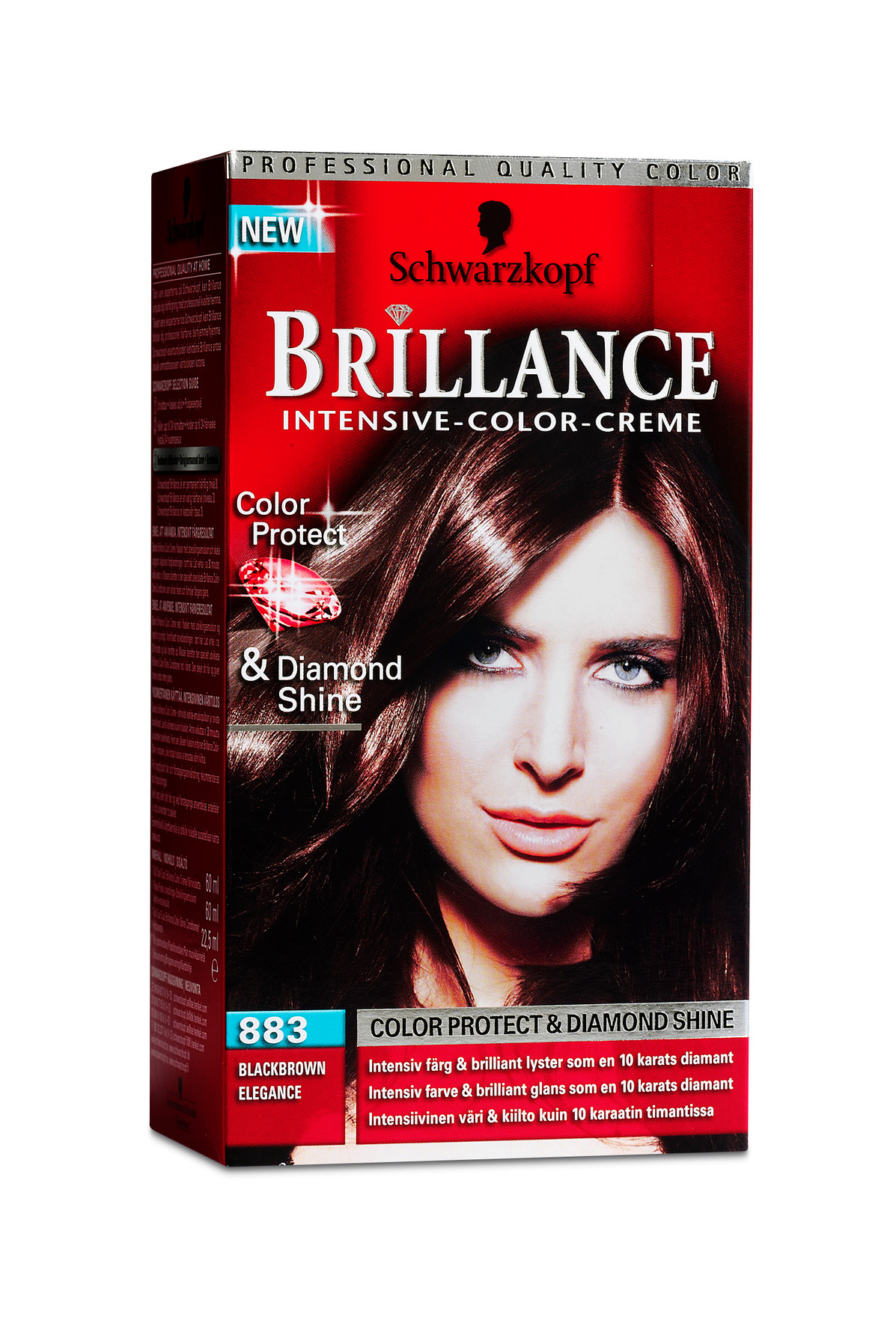 brilliance hårfarve tilbud