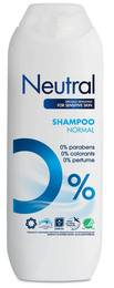 Neutral Shampoo Normalt hår 250 ml
