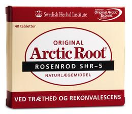 Arctic Root rosenrod 145 mg 40 tab