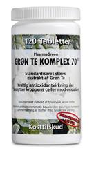 Grøn Te Komplex 70 ActiGreen 120 tab