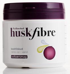 Husk fibre med solbærsmag 250 g