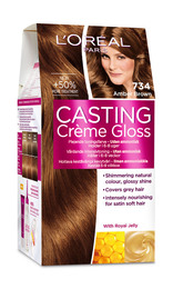 L'Oréal Casting Créme Gloss 734 Miel Ambré
