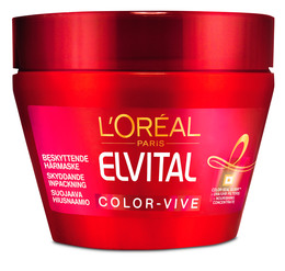 L'Oréal Paris Color-Vive Hårmaske 300 ml