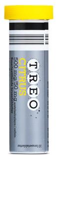 Treo Citrus 500 mg brusetabletter 10 stk