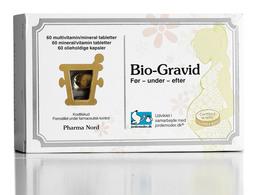 Bio-Gravid 3 x 60 kapsler