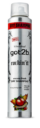 Schwarzkopf got2b encore fresh DRY SHAMPOO 200 ml