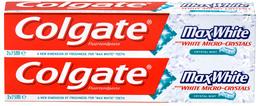 Colgate Max White tandpasta 2x75 ml