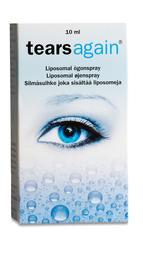 Tearsagain Eye Spray 10 ml