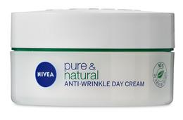 Nivea Pure & Natural Anti-wrinkle dagcreme 50 ml