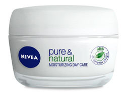 Nivea Pure & Natural Moisturizing Dagcreme 50 ml