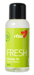 RFSU Massageolie Fresh 100 ml