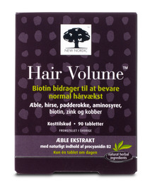 New Nordic Hair Volume 90 tabl.