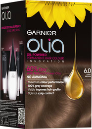 Garnier Olia Light Brown 6,0