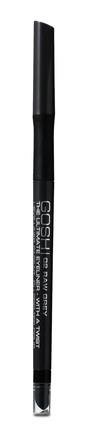 Gosh Copenhagen The Ultimate Eye Liner with a Twist 01 Back in Black