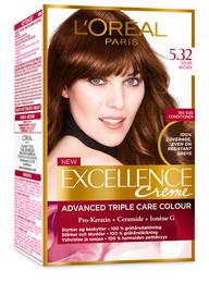 L'Oréal Excellence 5.32 Sol. Brown 1 stk.